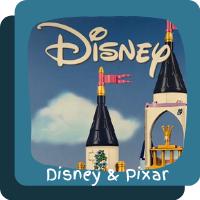 ~Disney & Pixar