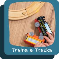 ~Wooden Trains