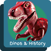 ~Dinos & History