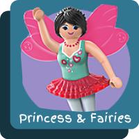 ~Princess & Fairies