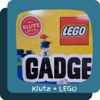 ~Klutz + LEGO