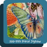 ~500-999 Piece Jigsaw