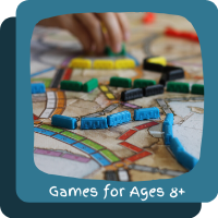 ~Games for Ages 8+
