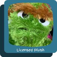 ~Licensed Plush