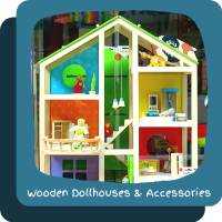 ~Wood Houses and Accessories
