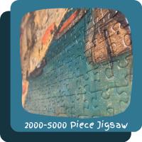~2000-5000 Piece Jigsaw
