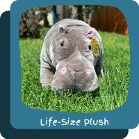 ~Life-size Plush