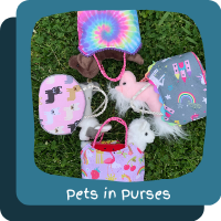 ~Pets in Purses