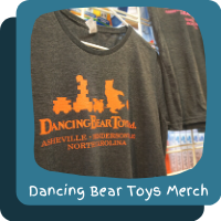 Dancing Bear Toys Merch