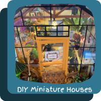 ~DIY Miniature Houses