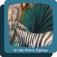 ~12-150 Piece Jigsaw