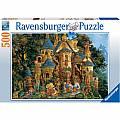 200-500 Piece Puzzels