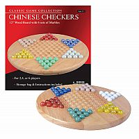 Chinese Checkers Wooden