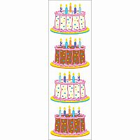 Magical Cake Stickers