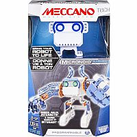 Meccano Micronoid Basher Robot