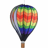 Hot Air Balloon-Double Rainbow 22