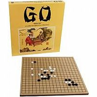 Go Deluxe Wooden Set