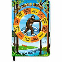 What Would Bigfoot Do Journal