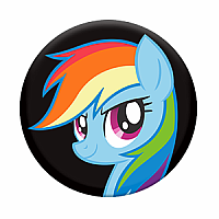Popsockets Rainbow Dash