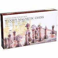 Woody Chess Set