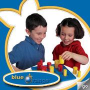 Blue Orange 180x180